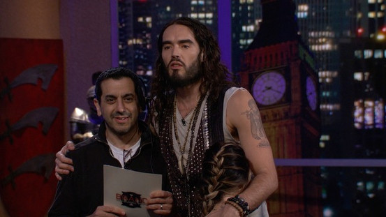 Jeff & Russell Brand