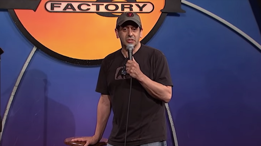 Jeff at The Laugh Factory | 2014