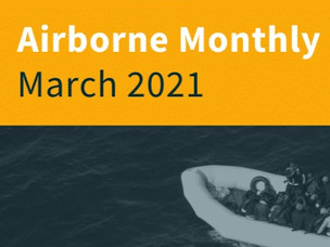 Sea-Watch Monatsbericht 03/2021