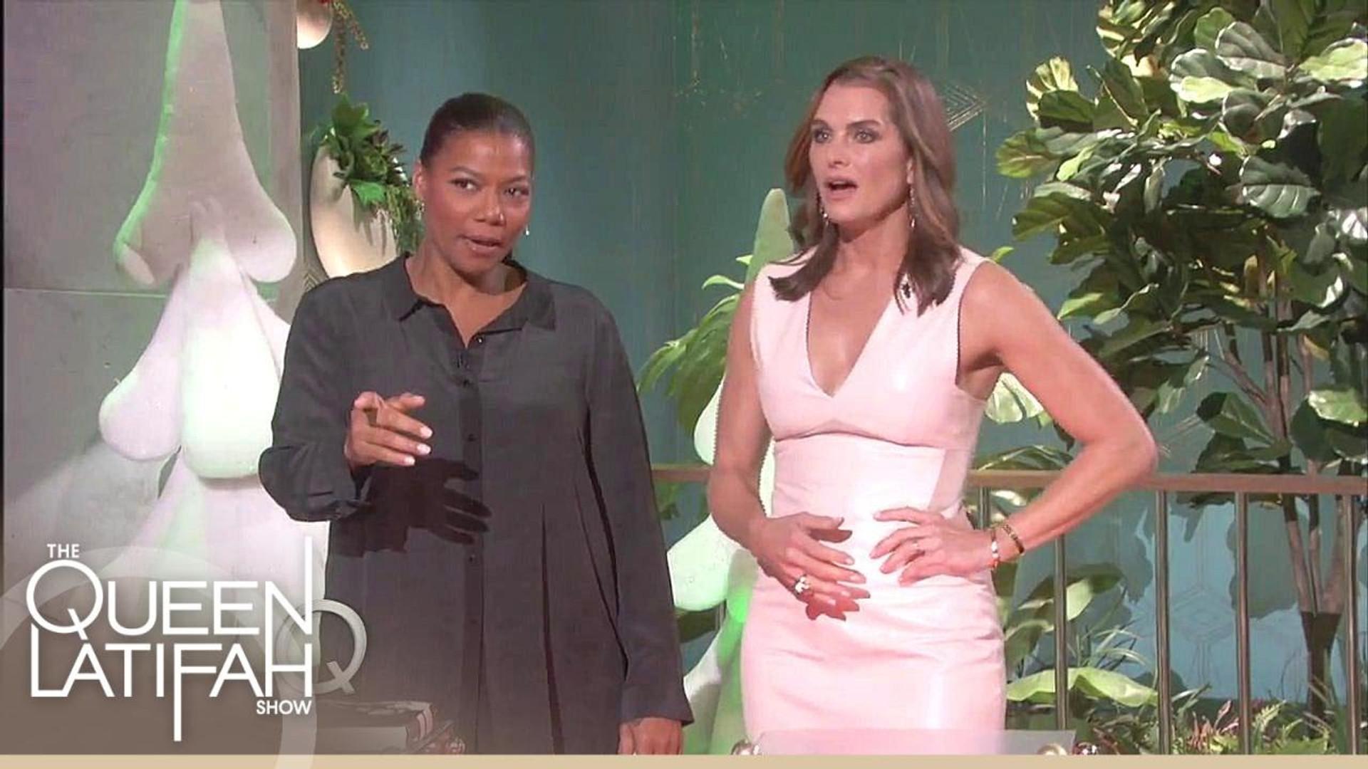 The Elf on The Queen Latifah Show   2014