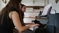Classical piano lessons montreal, RCM examinations preparations.