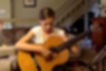 Students guitar online, musamuse online, Guitar lessons pierrefonds, Lessons par skype, Professional guitar teacher, RCM examinations.