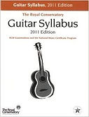 Guitar syllabus 2011 edition