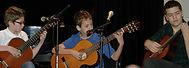Music school in pierrefonds , west island classical guitar ensemble, montreal guitar ensemble