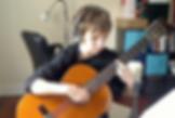 Lessons par skype, kirkland guitar school, find guitar teacher, recomendet teacher, professional guitar teacher.
