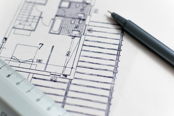 architectual dsig drawing architect 2d 3d CAD layout