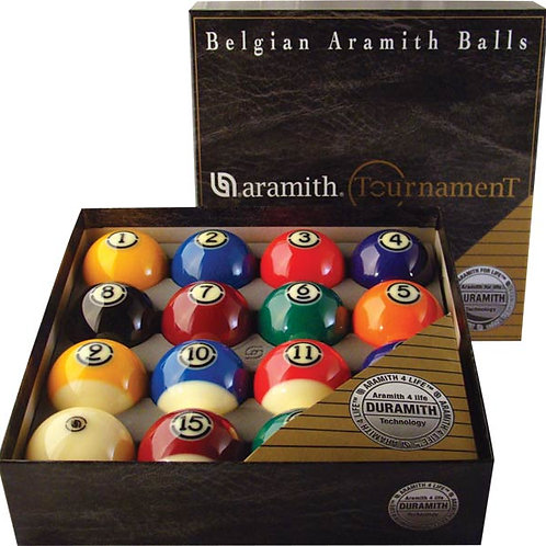 Aramith Tournament Set Pool Balls