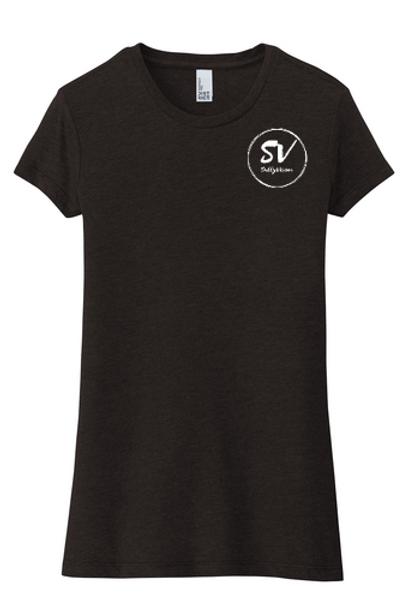 SullyVision Ladies Crew Neck Tri-Blend T-Shirt