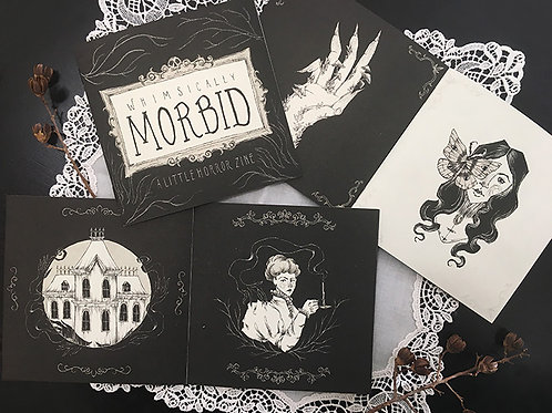 Whimsically Morbid zine
