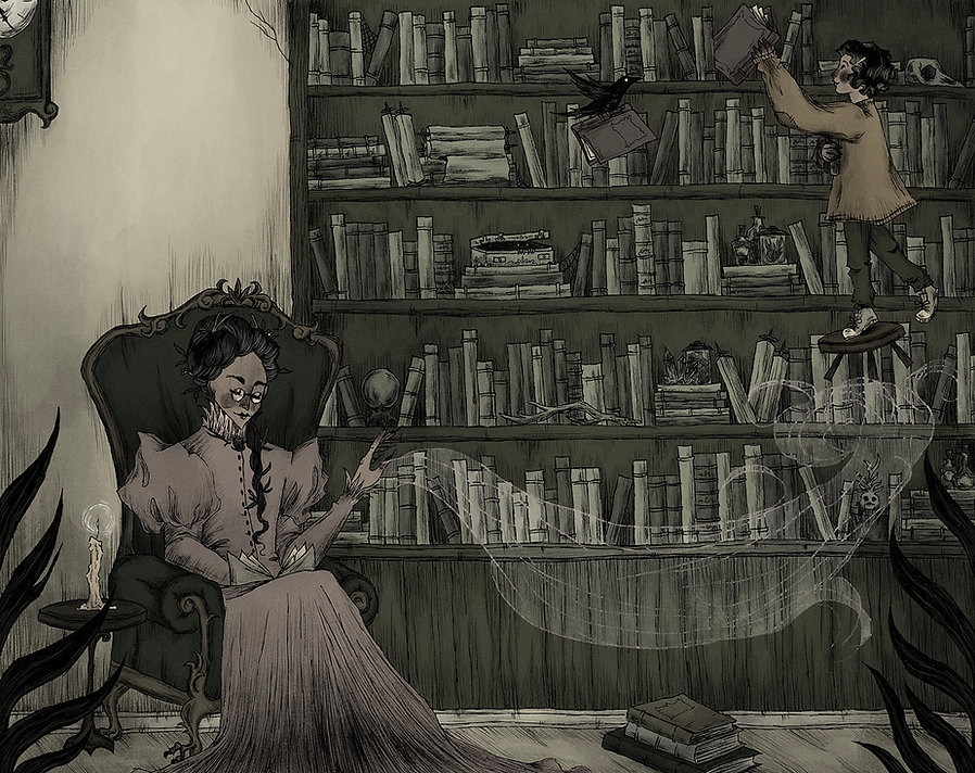 The Witch's Library_Color2.jpg