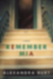 image - Book Cover - Remember Mia