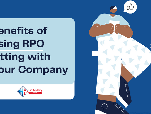 Benefits of Using RPO Fitting with Your Company