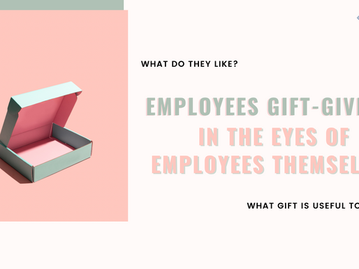 Employees Gift-giving In The Eyes Of Employees Themselves