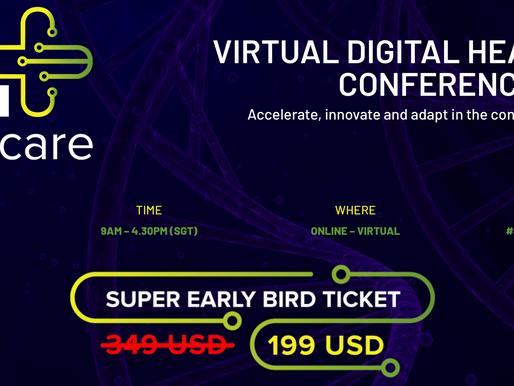 Digital Healthcare 2021 - Virtual Healthcare Conference