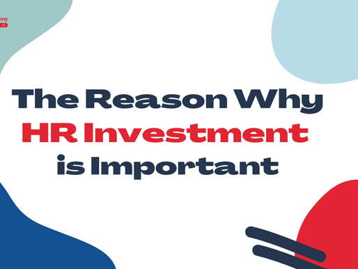 Why HR Investment is Important?