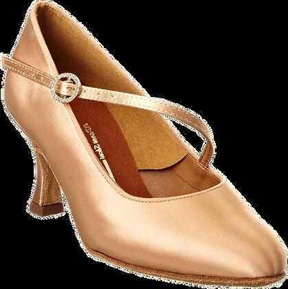 ICS singlestrap round toe  - International Dance Shoes
