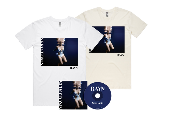 T-shirt & EP package