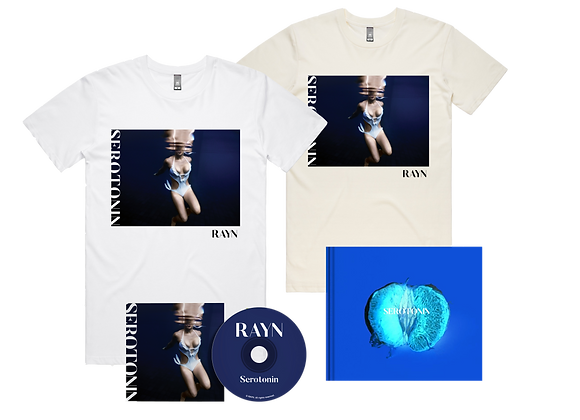 Artbook + T-shirt + EP Package