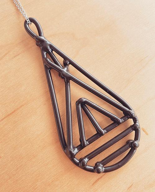 Tipi Drop Necklace