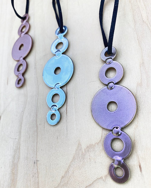 Moon Phases Ornaments