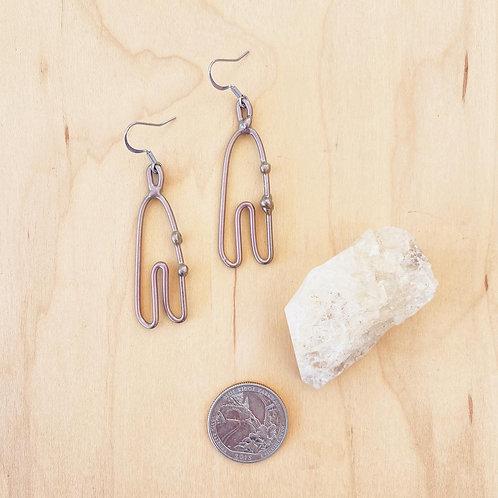 Double Trouble Earrings