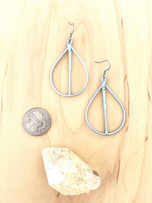 Drop Line Earrings