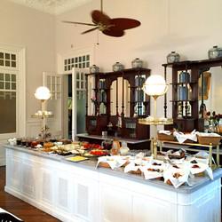 Splendid Palas Hotel Open Buffet