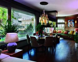 kalamış house livingroom