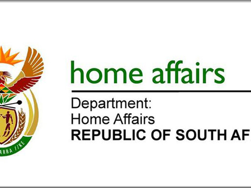 Home Affairs Offices open during coronavirus  COVID-19 lockdown