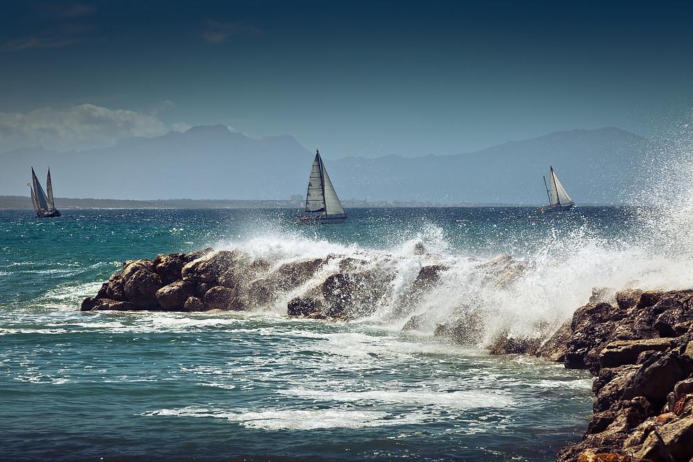 sailboat of savings