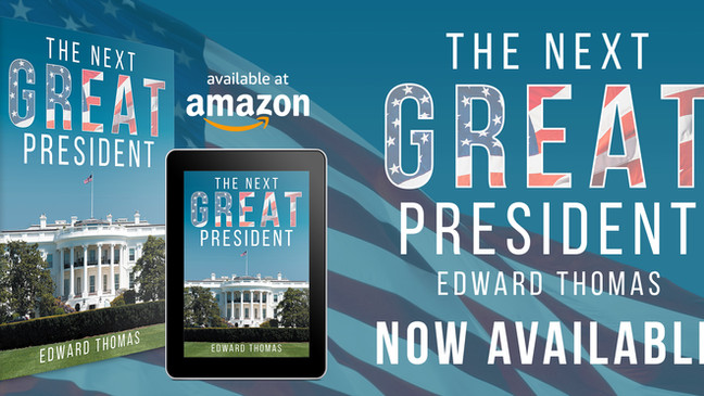 Now available... The Next Great President