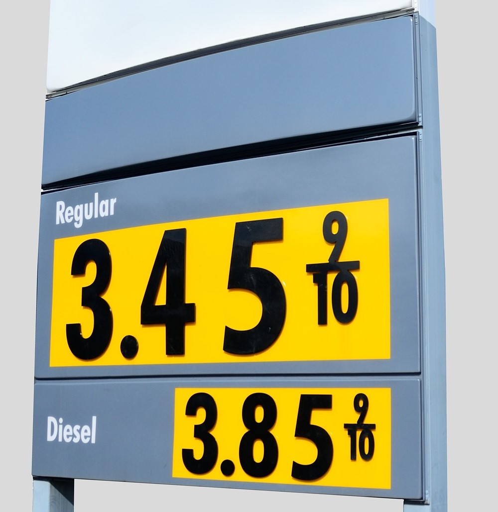 gas prices, inflation