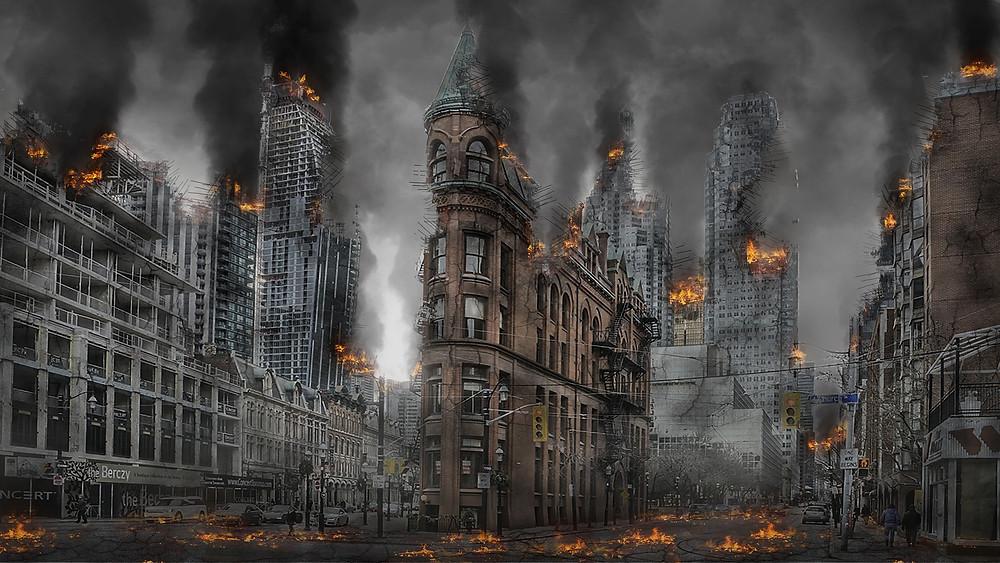 stock market apocolypse