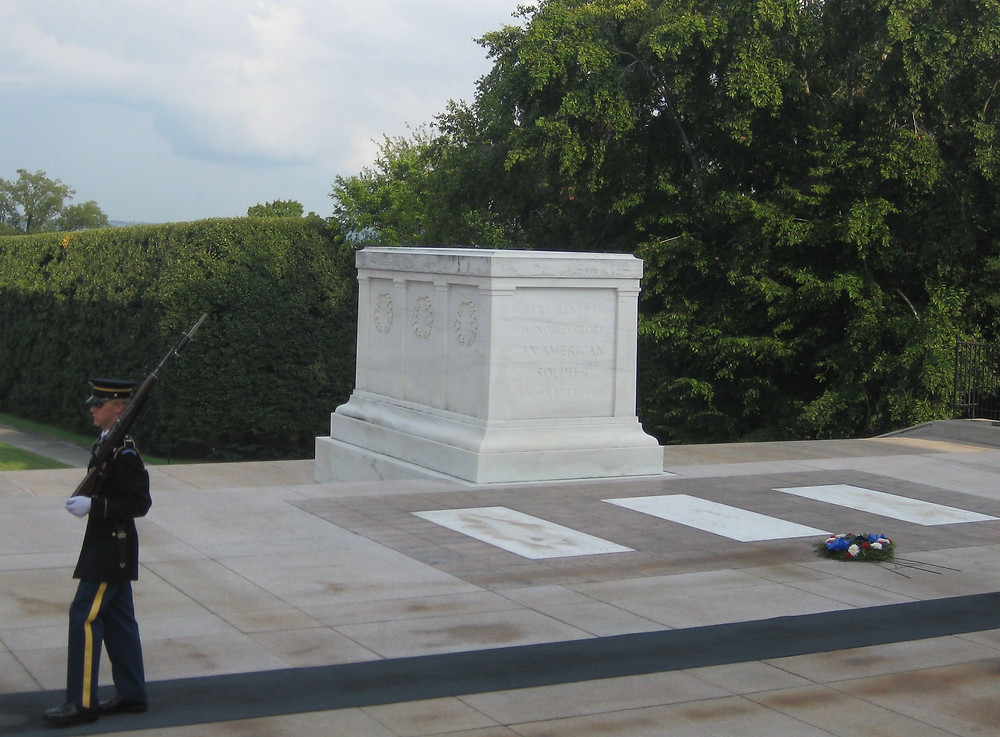 memorial day, tomb of the unknown soldier