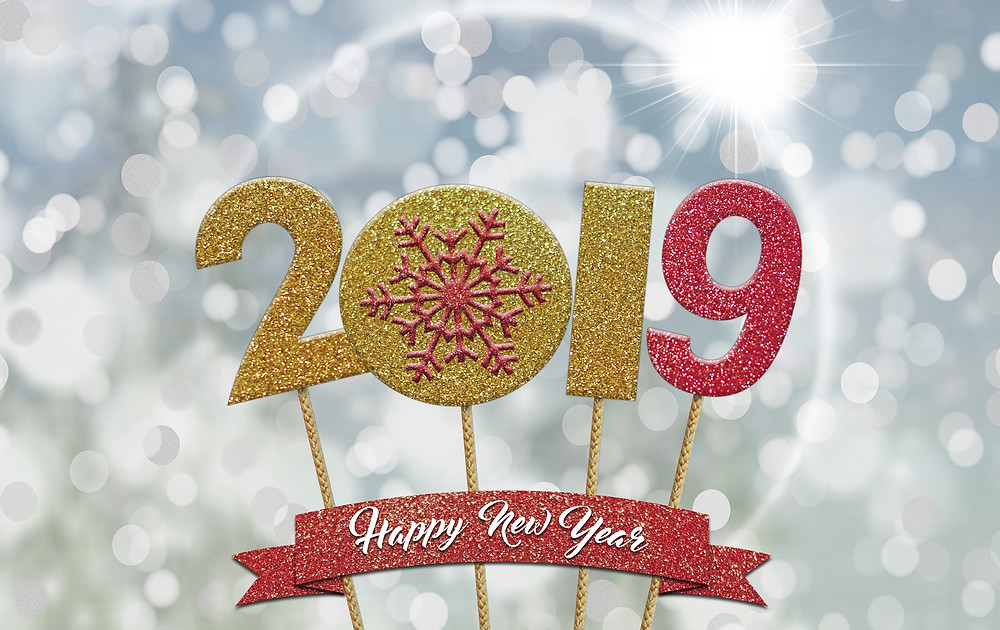 Happy New Year, 2018 summary, 2019 projection