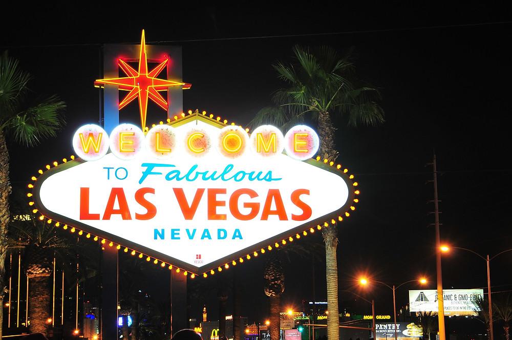Las Vegas, gambling, stocks
