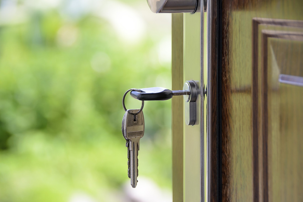 Real Estate, Home, House Key