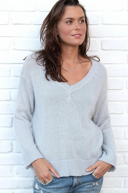 Grey Sophie Sweater