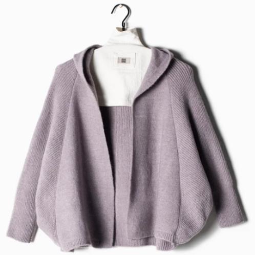 Lavender Cardigan