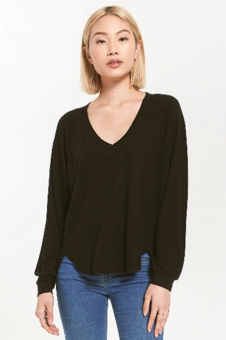 Black Plira Sweater