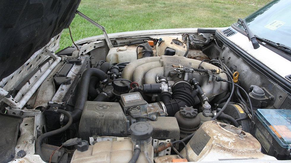BMW 1989 325i Convertible Parts Car