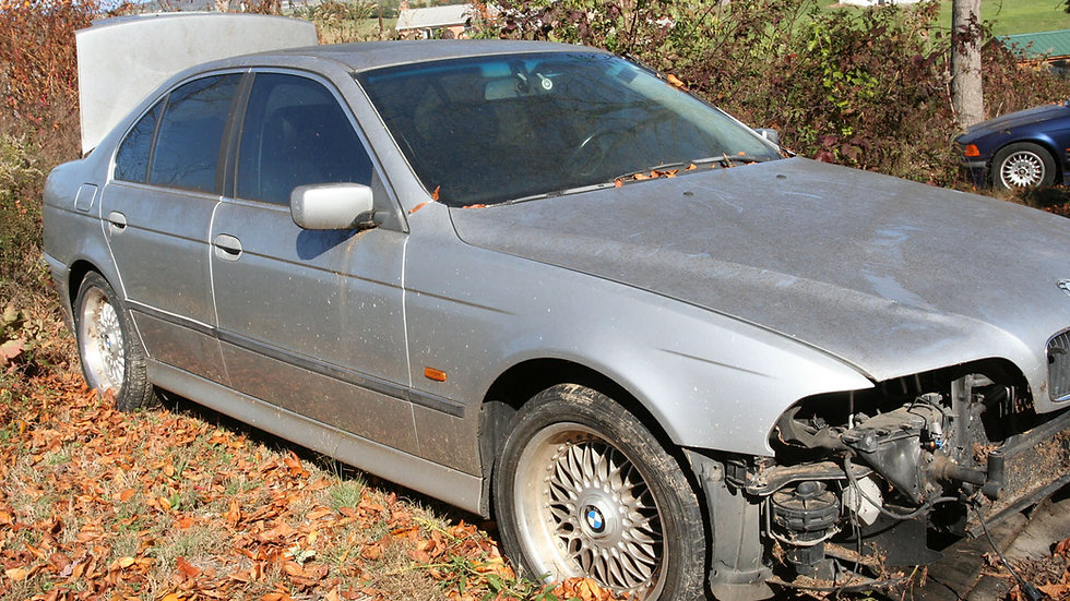 BMW 1998 528i Parts Car, will sell whole car or part out