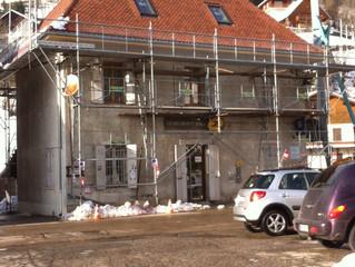 Commune de Saint Pierre d'Entremont (Savoie), Finalisation de la rénovation et isolation des 3 t