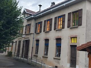 Proveysieux (38), Audit et Assistance à maitrise d'ouvrage en conduite d'opération, École et Gymnase