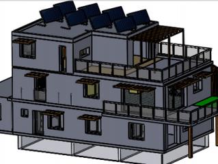 Challes-Les-Eaux (73), Accompagnement complet RT 2012 pour la construction d'un bâtiment