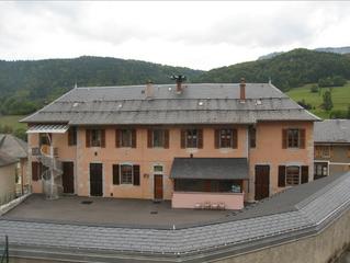 Entremont-le-Vieux, Audit énergétique et environnemental pour l'école communale