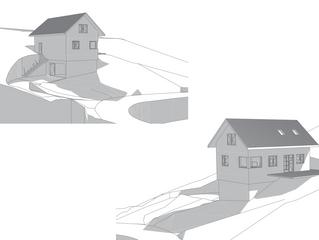 St Pierre d'Entremont Savoie, Calcul réglementaire RT 2012 Maison individuelle au hameau des Ban