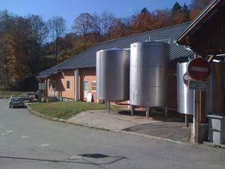 Entremont-Le-Vieux, Coopérative Laitière :  Plate forme de suivi des consommations et analyse proces
