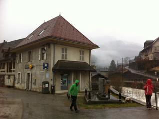 """Commune de St Pierre d'Entremont (Savoie), Réception de chantier """"Rénovation de toiture Bât"""