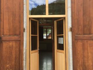 Entremont-le-Vieux (73), Assistance à maîtrise d'ouvrage en conduite d'opération : Rénovation École